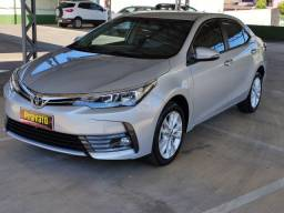 Corolla XEI 2018 / Único dono com 24 mil km Rod.