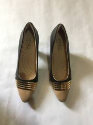 Sapato Social Tipo Scarpan super confortavél leve e lindo