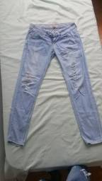 Calça Jeans Street Feminina R$30