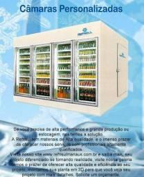 Expositor de Frios / Bebidas