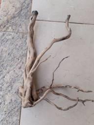 Tronco / raiz para aquário decoração natural