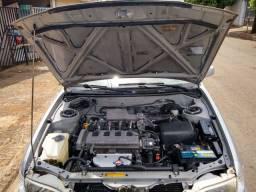 Corolla xei automático completo ar gela 2001