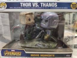 Funko POP! Movie Moments Marvel Avengers infinity war - Thor VS Thanos