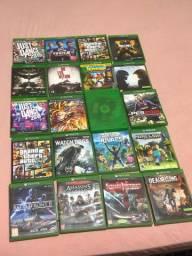 Jogos originais de Xbox one