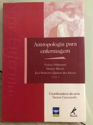 Livro antropologia para enfermagem