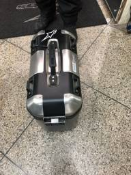 Baú moto alumínio Givi Dolomiti