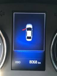 Corolla Xei branco pérola 8070 km