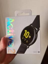 Samsung Galaxy Watch Active 2 Preto (Novo/Lacrado)