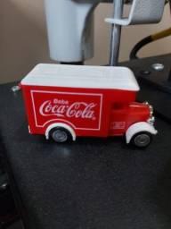 Coleção de carrinhos coca-cola