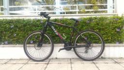 Bicicleta Oxer XR210 - Aro 26 com Freio à Disco