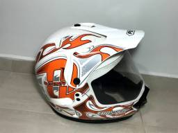 Capacete Cross Fly O2 Intensity - (Compre 1 e Leve 2)