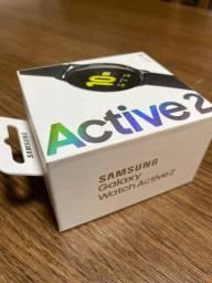 Sansung Galaxy Watch Active 2 - Na caixa