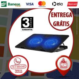 "Base para Notebook 15,6"" com Cooler"