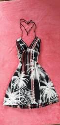 Conjunto de Short e vestido