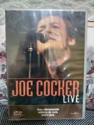 Dvd Joe cocker live original lacrado