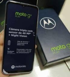 Motorola Moto G9 Play 4/64GB Azul, Verde + NF