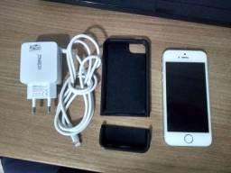 iPhone 5S - Branco (com defeito)