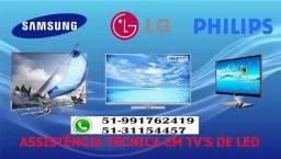 Conserto de Televisores Tv Led e Lcd