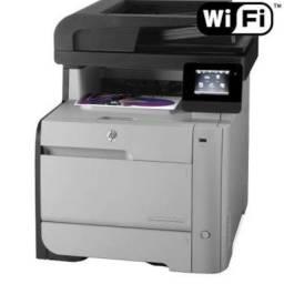 Impressora HP Laser