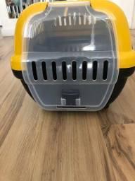 Caixa transporte/casinha para cachorro