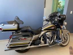 Harley ultra glide, um sonho possível
