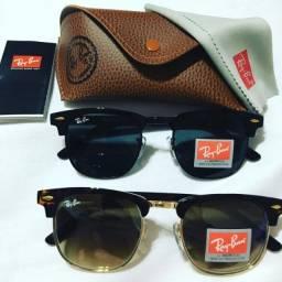 Oculos clubmaster classico ray ban