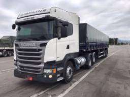 Scania R440 6x2 2018/2019