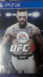 Jogo Playstation UFC