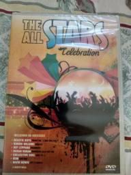 Dvd The ALL star celebration original lacrado