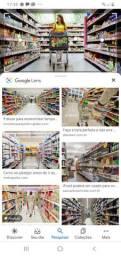 Vendo compras de supermercado