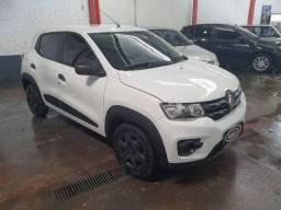 Renault kwid 1.0 12v flex ano 2018 completo r$9.900,00