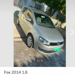 Fox 1.6 2014/14 unico dono primeiríssimo