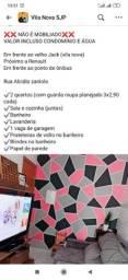 Alugo apartamento no Vila Nova (próximo a Renault)