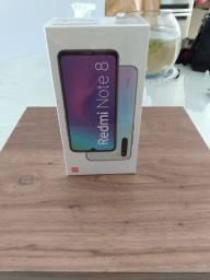 Xiaomi Redmi Note 8 Novo/lacrado