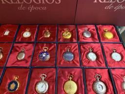 Coleção Relógios de Época