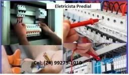 Eletricista Instalador e Manutenção