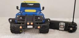 Carro Controle Remoto Land Rover Off Road Maisto 1:16 (28cm)
