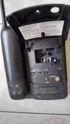 Secretaria Eletronica Panasonic modelo antigo funcionando