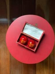 Bolas terapêuticas chinesas