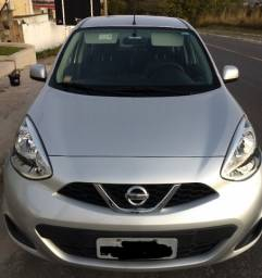 Carro Nissan March 1.0 S