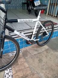 Bicicleta aro 24 18 marchas ótimo estado