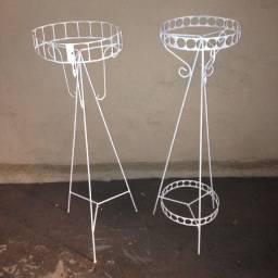 2-Porta vasos vertical para Plantas