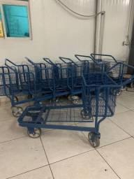 Carrinho Atacadista Prancha Plataforma Supermercado