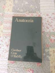 Livro Anatomia Gardner Gray
