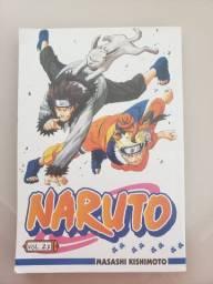Mangá Naruto n° 23 - R$ 15,00