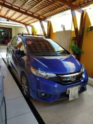 Honda FIT Exl 1.5 CVT Automático- 2015