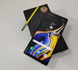 Galaxy note 9 128gb vendo ou troco
