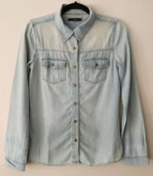 Linda camisa jeans Tok!