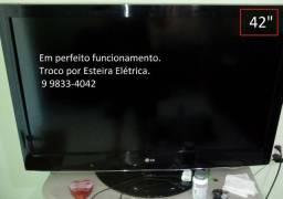 Tv por Esteira