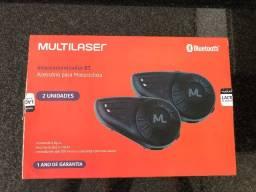 Intercomunicador Bluetooth para Motos (Multilaser)